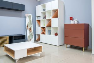Servicio de limpieza de interiores de muebles y armarios